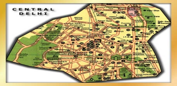 central delhi