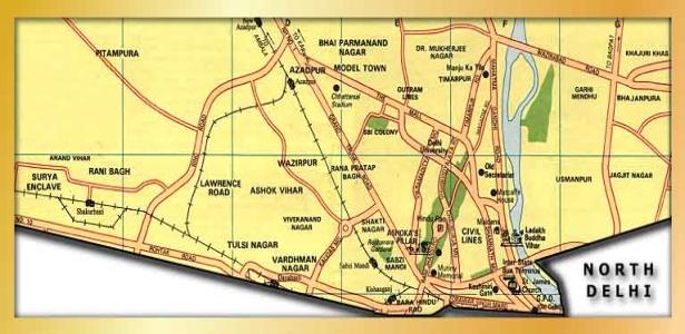 north-delhi