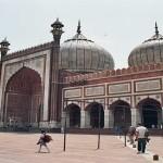 Saddi Dilli's Jama Masjid….
