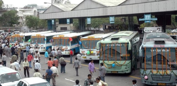 inter state bus terminus