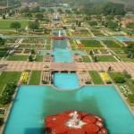 Saddi Dilli's Mughal Gardens….