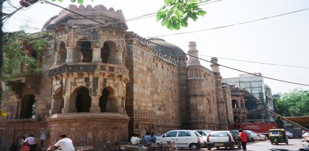 Moth Ki Masjid